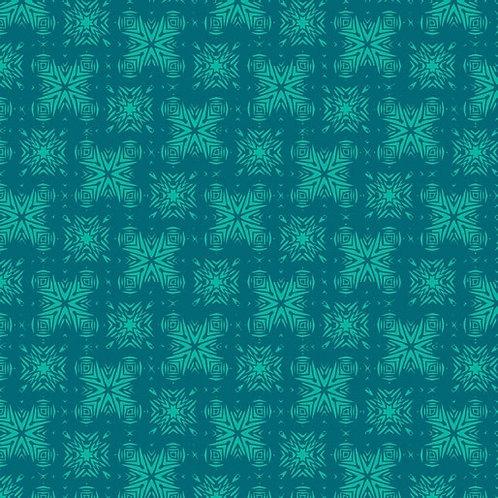 Aussie Bush Christmas - Turquoise $30 pm