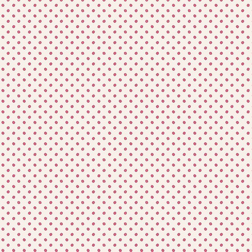 Tilda Classic Basics - Tiny Dots Pink $30 pm