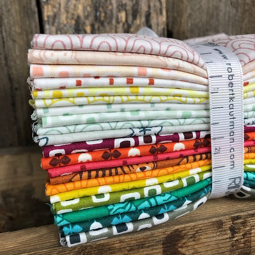 Library 20 x Fat Quarter Bundle