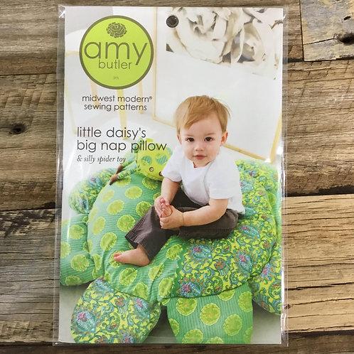 Little Daisy's Big Nap Pillow