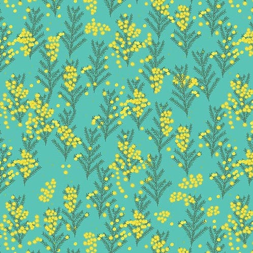 Outback Beauty - Wattle Dance Turquoise $30 pm