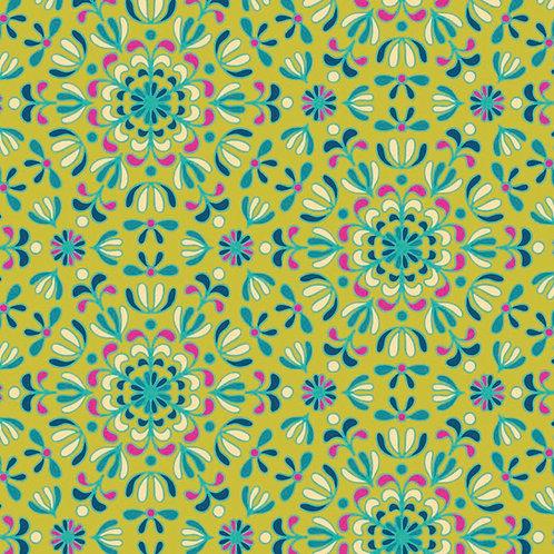 Belle Epoque - Mandala Chartreuse $28 pm