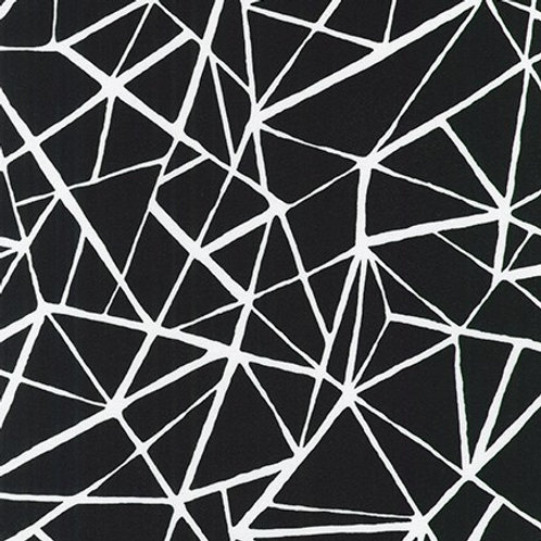 Pen and Ink - Geometric Lines Black $28 pm