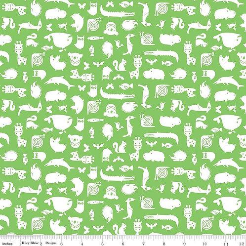 Noah's Ark - Animal Toss Green $28 pm