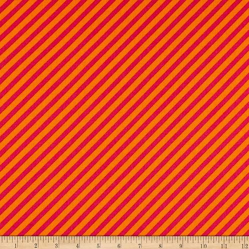 Proper Stripe - Orange $14 pm