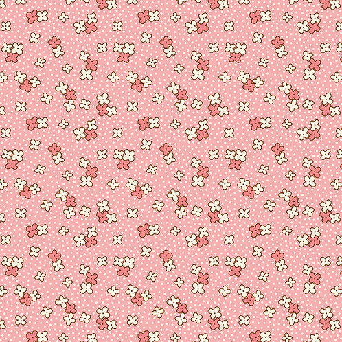 Darling Clementine - Four Leaf Clovers Pink $28 pm