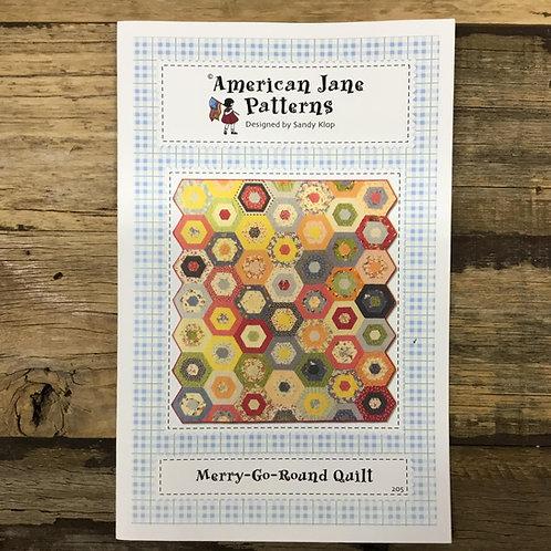 Merry Go Round Quilt Pattern