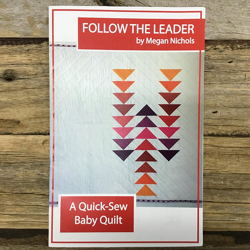 Follow the Leader Quilt Pattern