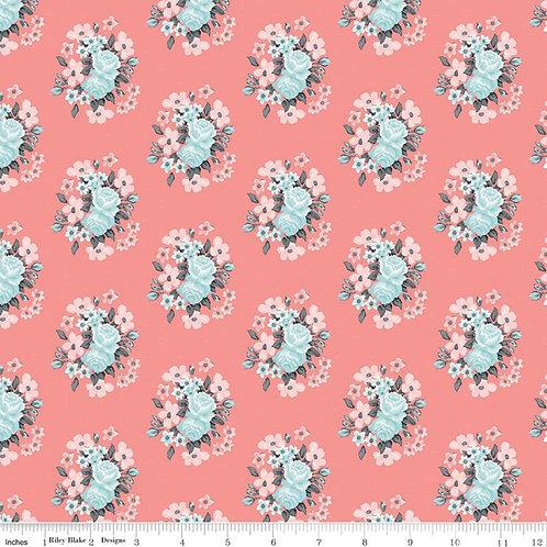 Abbie's Garden - Bouquet Coral $28 pm