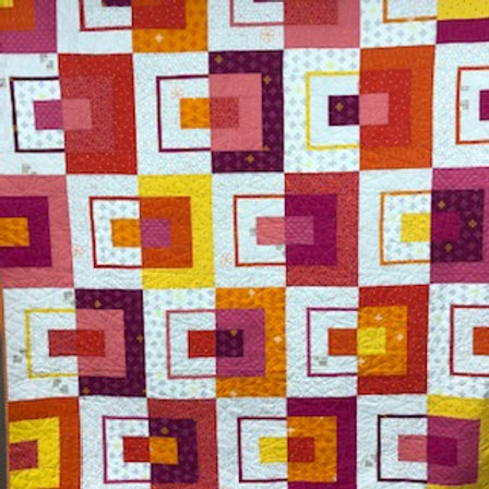 Piccadilly Square Quilt Kit