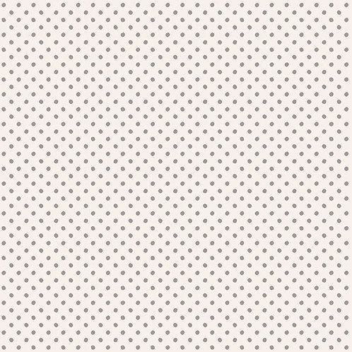 Tilda Classic Basics - Tiny Dots Grey $30 pm