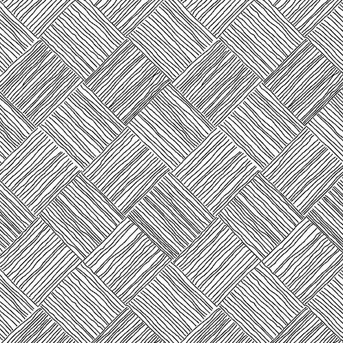 Century Black on White - Checkerboard $28 pm
