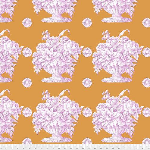 Kaffe Fassett Fall 2018 - Stone Flower Orange $28 pm