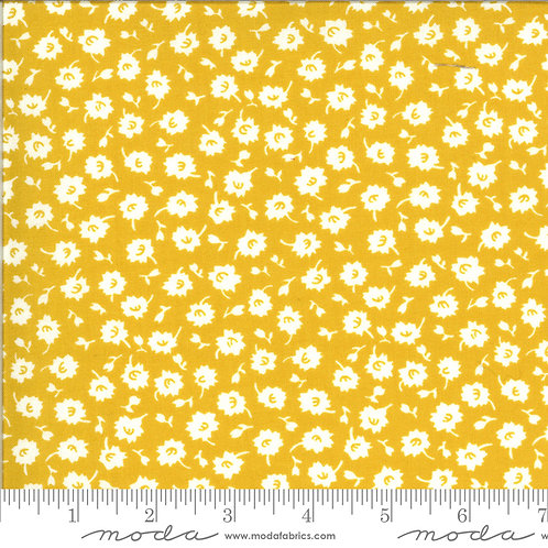 Its Elementary - Scattered Blossoms Yellow $28 pm