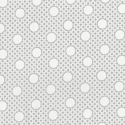 Bare Essentials Deluxe - Circles Tuxedo $26pm