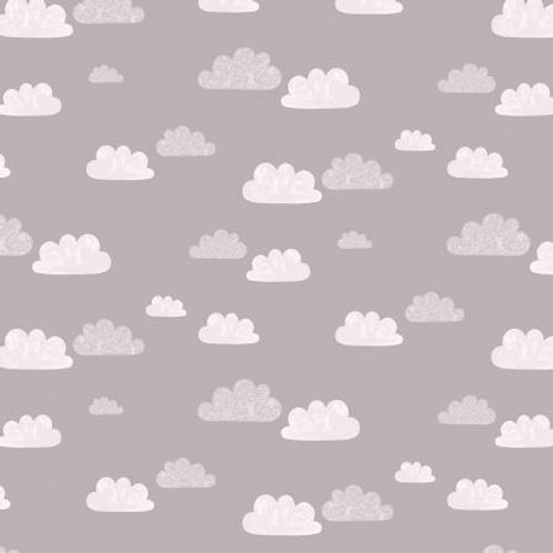 Summer Skies - Summer Clouds Grey $30 pm