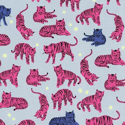Wild and Free - Tigers Hot Pink $30 pm