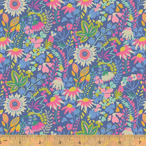 Solstice - Flower Bed Blue $30 pm