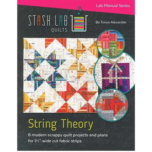 Stash Lab Quilts - String Theory