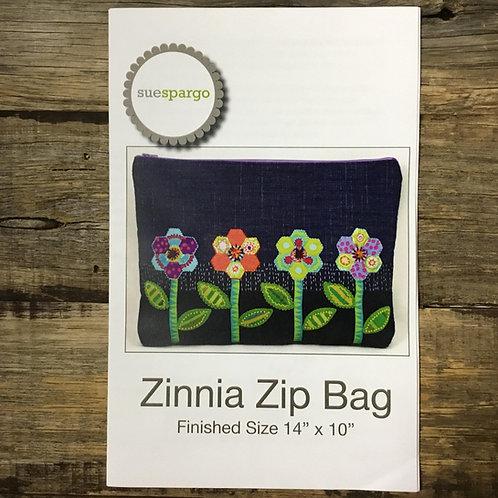 Zinnia Zip Bag Pattern