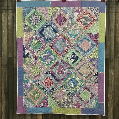PRESALE  - Tilda Woodland Quilt Kit