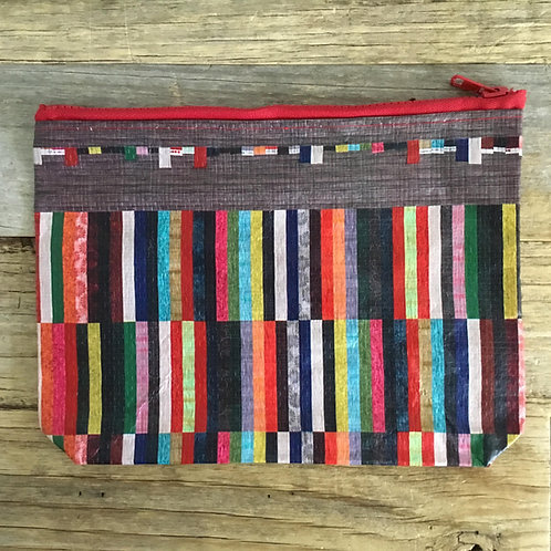 Big Eco Pouch - Strippy