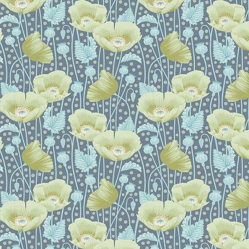 Gardenlife Poppies Grey/Green