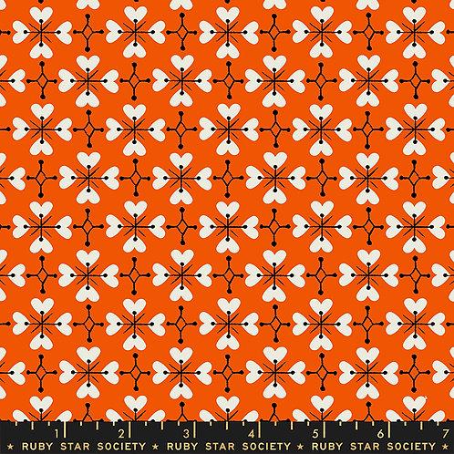 Smol - Couer De Fleur Warm Red $30 pm