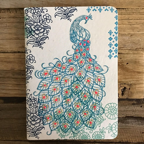 Handmade Embroidered Journal