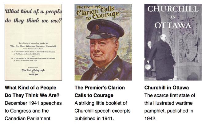 Churchill Book Collectors