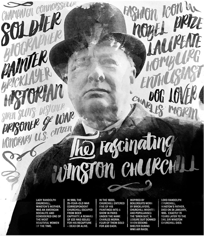 The Fascinating Life of Winston Churchill