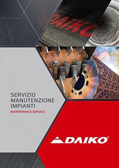 Pagine da DAIKO-servizio manutenzione im