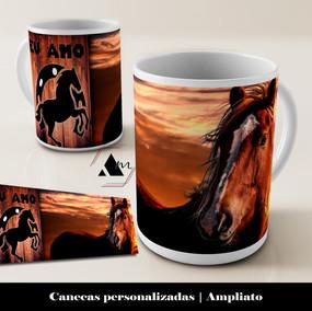 Amo cavalos