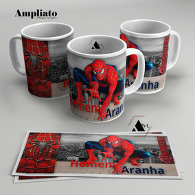 Herói Homem aranha