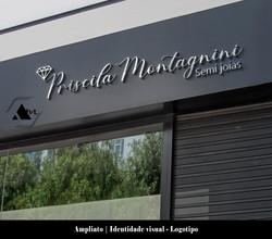 Logotipo Priscila