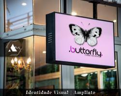 Logotipo Butterfly