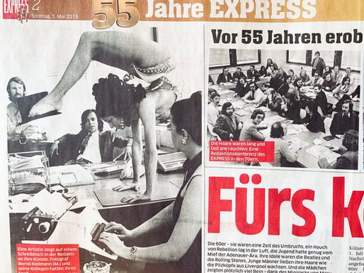 55 Jahre EXPRESS (mit Bernd Kollmann)...