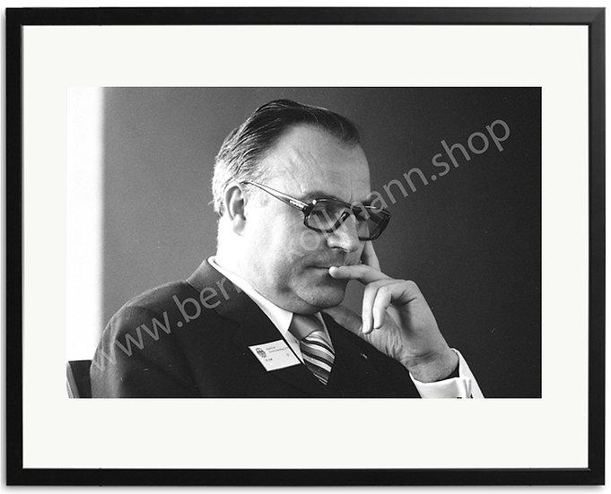 Helmut Kohl - Denkerpause