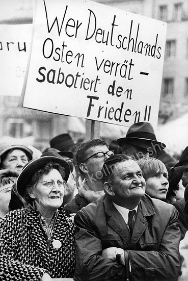 Demo - Ostpolitik