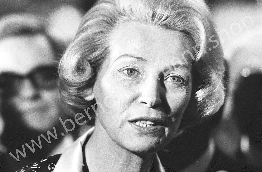 Rut Brandt - Kanzlergattin