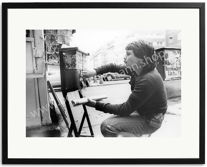 Tommy Engel - Kaugummiautomat