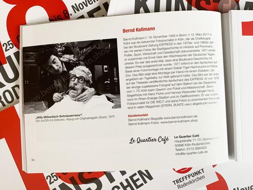 Der Katalog zur 18. Kunstmeile ist da...