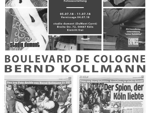 """""""Boulevard de Cologne""""-Ausstellung startet..."""