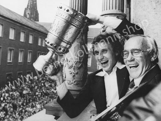 Sonderedition zum Doublesieg des 1. FC Köln im Jahr 1978