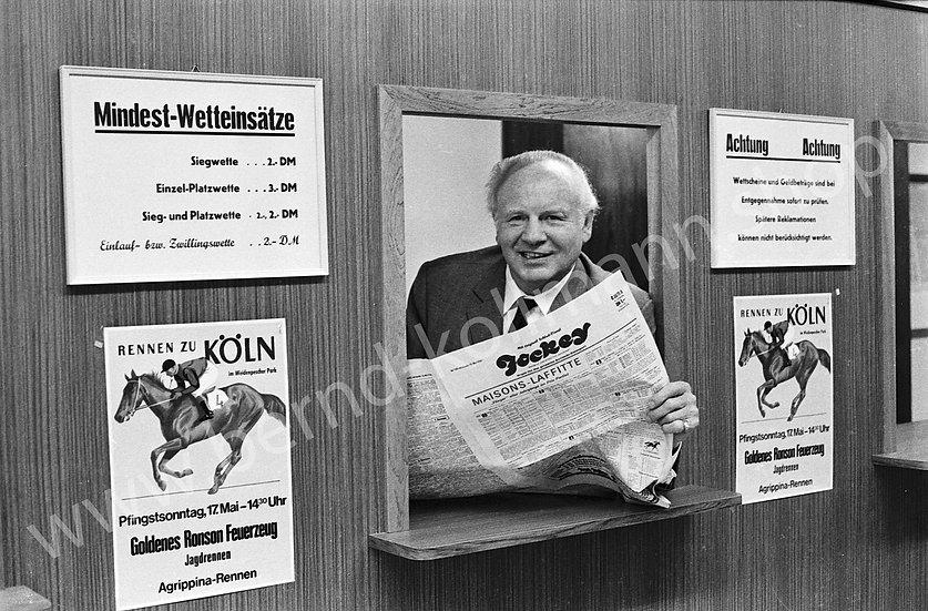 Jupp Besselmann - Buchmacher