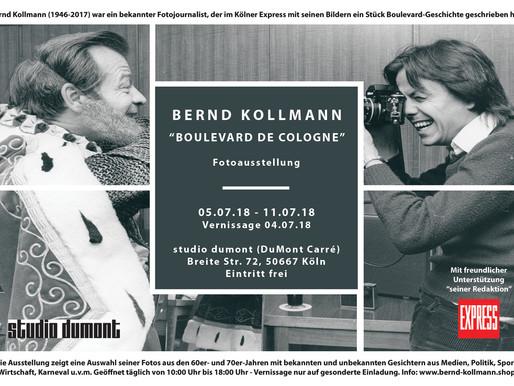 1. BOULEVARD DE COLOGNE - Fotoausstellung
