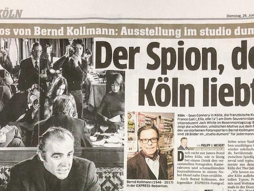 EXPRESS: Der Spion, der Köln liebte