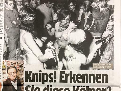 EXPRESS: Erkennen Sie diese Kölner?