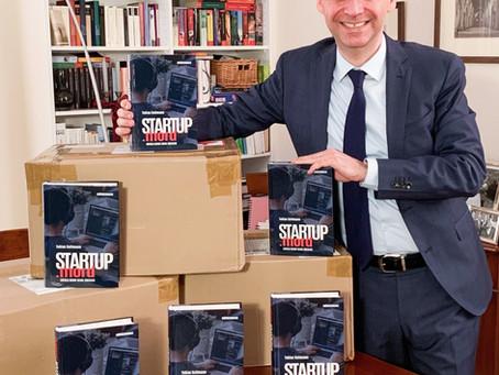 STARTUP.mord: Die Autorenexemplare sind angekommen!