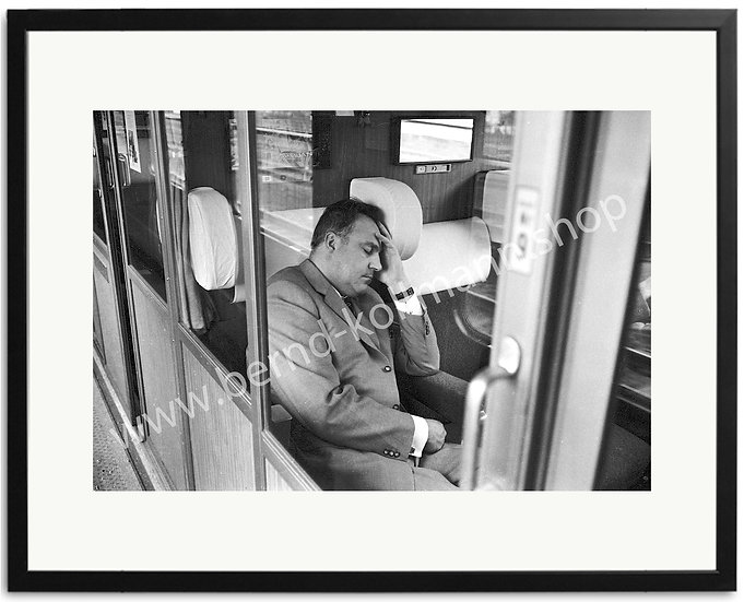 Helmut Kohl - Schlafwagen